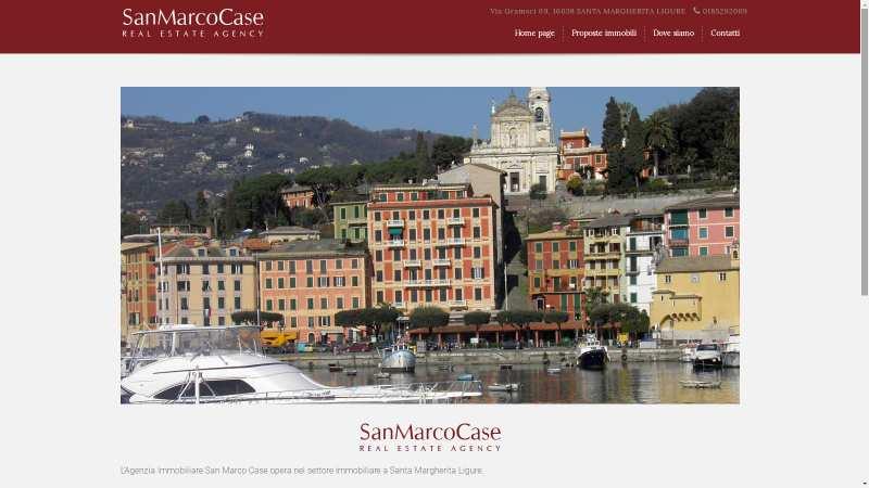 sito web agenzia immobiliare sanmarcocase.com